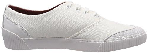 Tenn 100 White CDN Zero Basses Blanc Homme Sneakers HUGO Zw5gqBW
