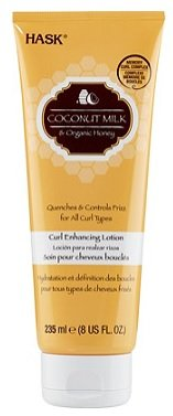 Hask Coconut Milk Curl Enhancing Lotion 8 oz, pack of (Curl Enhancing Lotion)