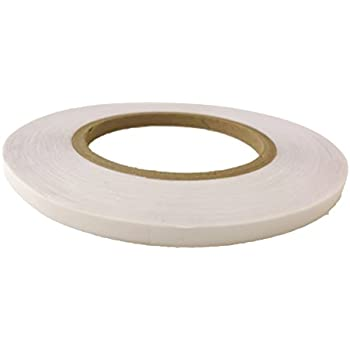 Basting Tape, Double Faced, 1/4
