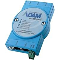 ADVANTECH ADAM-6520BE 5-PORT ETHERNET SWITCH