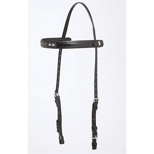 Zilco Deluxe Endurance Bridle Arab/Full Black ()