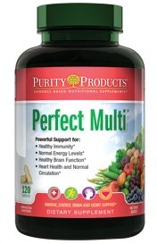 Perfect Multi - Multivitamin - 120 Capsules from Purity Products