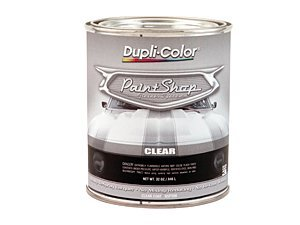 Dupli-Color BSP300 Clear Coat Paint Shop Finish System - 32 oz. - 2 Pack