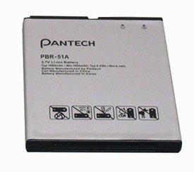 Pantech PBR-51A Battery - For the Pantech Burst P9070 (Pantech Cell Phone Batteries)