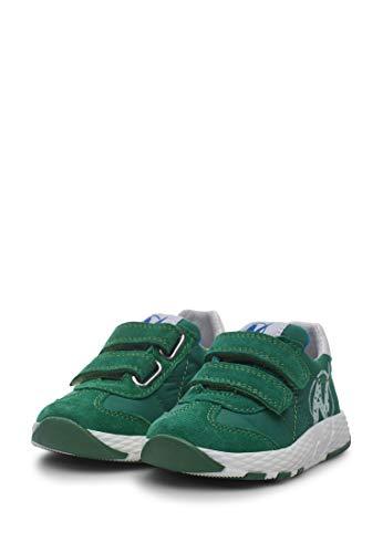 Naturino Vl In Verde sneakers Pelle Lewis Nylon E w6Zfwprq