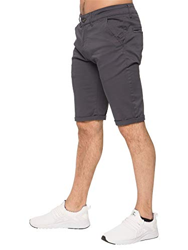 Uomo Ze Grey Enzo Ze Enzo Pantaloncini x8wqFIp84
