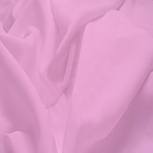 Crafty Cuts 2 Yards Cotton Fabric, Pink Solid