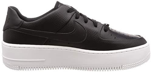 black De Deporte Af1 W Low Sage Nike Negro black Para white 002 Zapatillas Mujer vqXwd