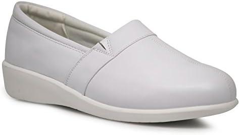 Slip On Loafers Wide Width Nurse
