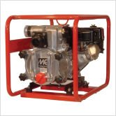 Multiquip QP2TH Gasoline Powered Trash Pump with Honda Motor, 4.8 HP, 211 GPM, 2