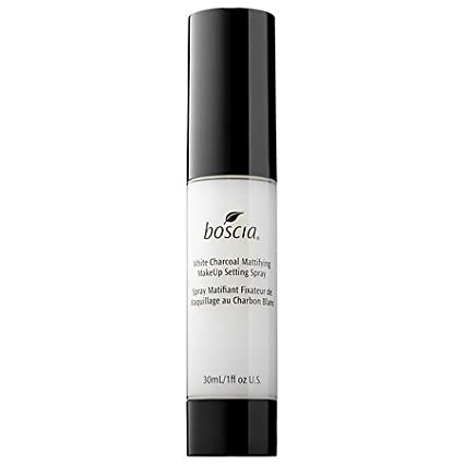 boscia White Charcoal Mattifying MakeUp Setting Spray deluxe sample - 1 oz by boscia