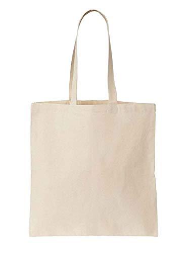 Earthworks Tote Bag  EWT01_White
