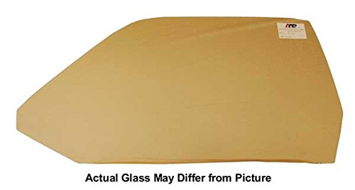 66-67 GM BOP A-Body Coupe & Convertible Door Glass - LH (Tinted)