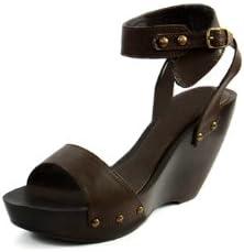 Truworths Peep Toe Heel Sandals : Color