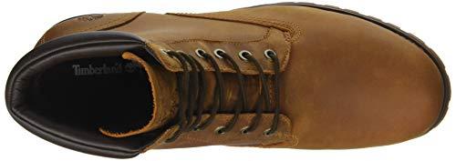 Brown Saddleback Full Dark D26 Uomo Classici Grain Foraker Stivali Marrone Timberland Sudan w607qc