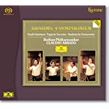 4 Symphonien / 交響曲全集: Abbado / Bpo