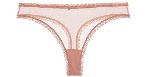 sh Temptations Lowrider Thong, Lunar Pink/Lorena, Medium/Large ()