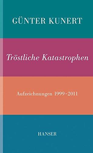 Tröstliche Katastrophen: Aufzeichnungen 1999-2011