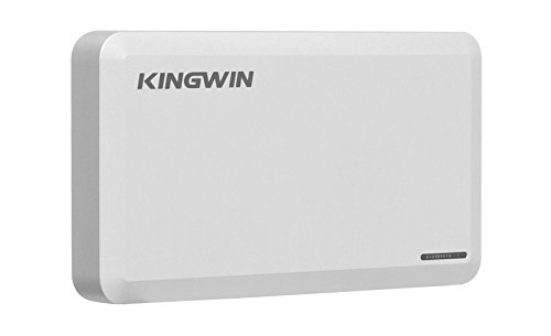 Kingwin SSD Hard Drive Enclosure USB 3.1 [Gen 2] USB C for SATA Based M.2 NGFF B / B+M Key Dual SSD [RAID].  Up to 10 Gbps Transfer Speed, Support UASP, Hot Plug & Play, LED For Access & Power by Kingwin (Image #5)