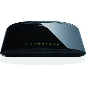 D-Link DES-1008E Fast Ethernet Switch 8 Ports - 8 ...