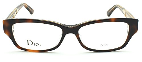 Dior Montaigne 10 Women Acetate RX - able Glasses 0G9Q - Frame Dior Glasses