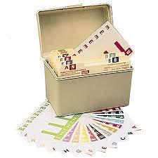 - Smead NCC Series Name Label Color Code Filing System - Starter KIT - Recipe Box, A-Z Guides, Alpha Labels (NCC Kit)