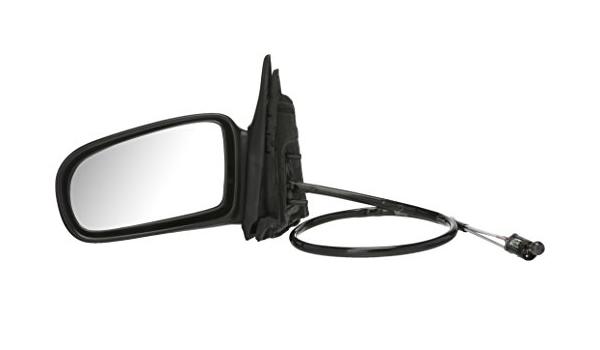 Multiple Manufacturers OE Replacement 2013-2015 Chevrolet Malibu Door Mirror Partslink Number GM1320482