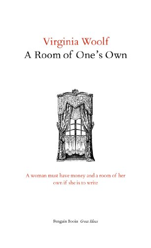 book cover of A Room of One\'s Own