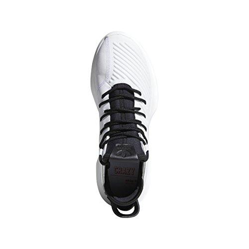 adidas Men's Crazy 1 ADV Shoe White/Black sjeFTS
