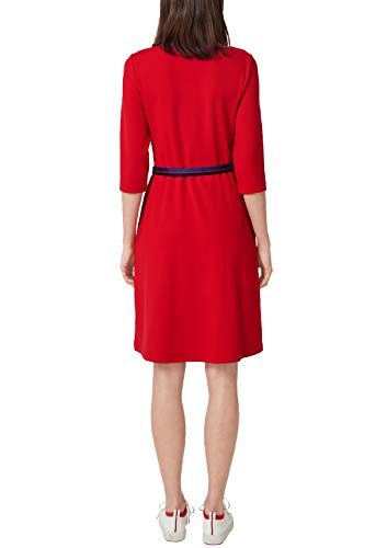 3123 Femme S Rouge Robe red oliver qgnwzPB