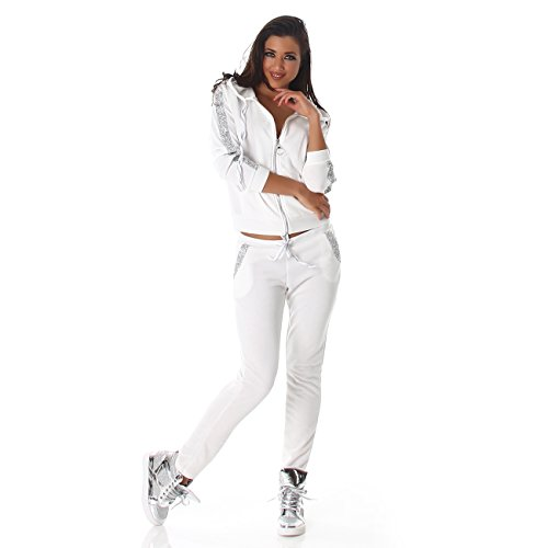 IL BAZAR - Chándal - para mujer Bianco