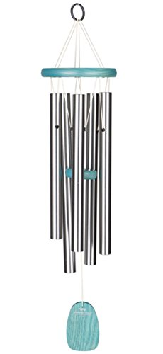 Woodstock Chimes BCGG Beachcomber Chime, Gracious Green