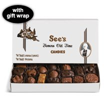See's Candies 1 lb. Assorted Chocolates by See's Candies (Image #1)