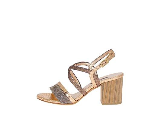 ALBANO - Sandalias de vestir para mujer Bronzo/rame