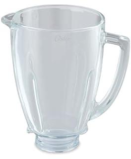 Oster BLSTAJ-G00-050 - Jarra de vidrio redonda 6 tazas (1.5 l