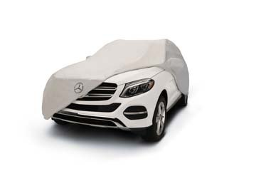 Genuine Mercedes-Benz Car Cover M/GLE-Class/GLE Coupe C-292 2016-17