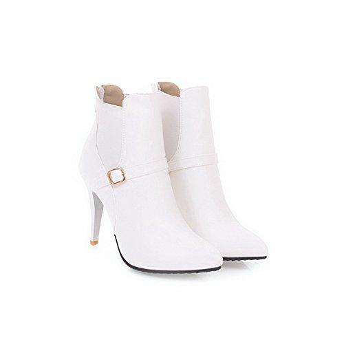 Sandali Zeppa Eu Balamasaabl10539 Con 35 white Donna Bianco qBnUz1