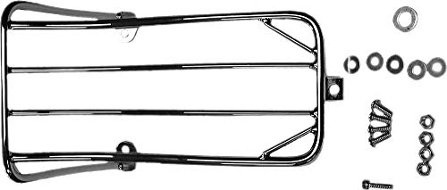 Harddrive 77-0057 Chrome Bobtail Fender Luggage Rack