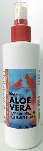 Morning Bird Organic Aloe Vera Spray (8 fl. oz)