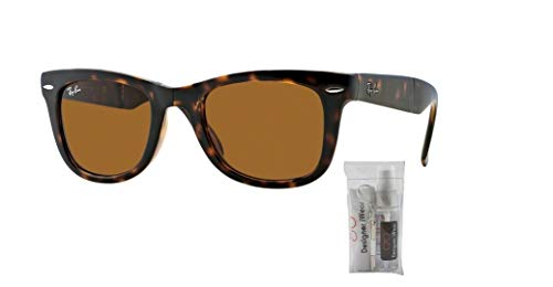 Amazon.com: Ray-Ban RB4105 - Gafas de sol plegables para ...