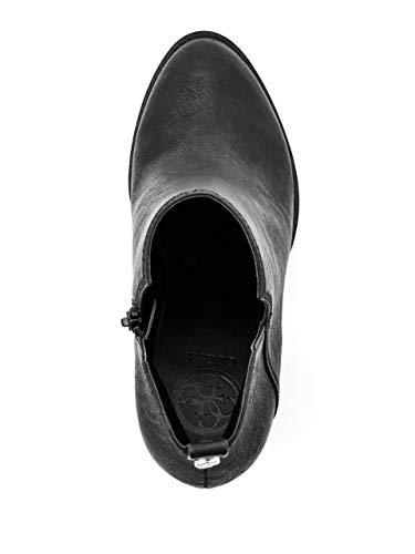 GUESS Booties Ankle Splitz Black Men's 0wvrq0