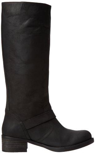 Kensie Womens Neverland Boot Black