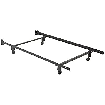 Amazon Com Restmore Adjustable Q45g Heavy Duty Bed Frame