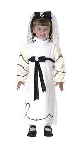 Rubie's Universal Monster Halloween Costume: Frankie's Girl (Size 2T-4T) -