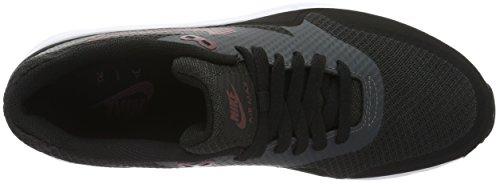 Nike Mens Air Max 1 Scarpa Da Corsa Ultra Essenziale Nera / Notte Marrone-antracite-bianca