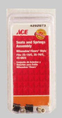 ACE BRAND SEATS & SPRINGS For Milwaukee faucets