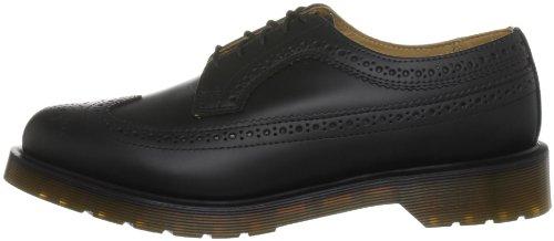 Noir Ville De Smooth Adulte Dr black 3989 Mixte Chaussures Martens XqPaw68