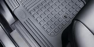 Amazon Com Genuine Land Rover Lr3 And Lr4 Rubber Floor Mats 2008