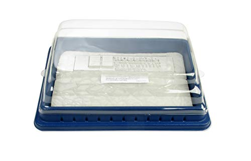 Dissection Pad Pan - American Educational Deluxe Dissection Pan with Pad and Cover, 12-3/4
