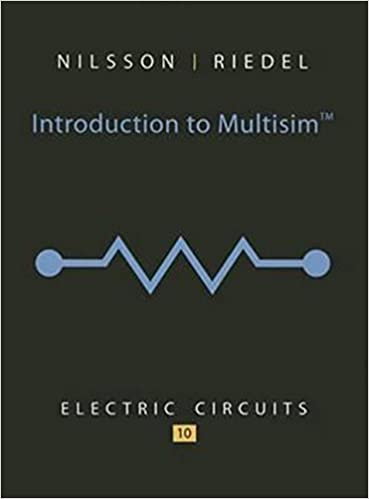 Buy Introduction to Multisim for Electric Circuits Book